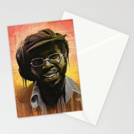 Curtis Mayfield Stationery Cards