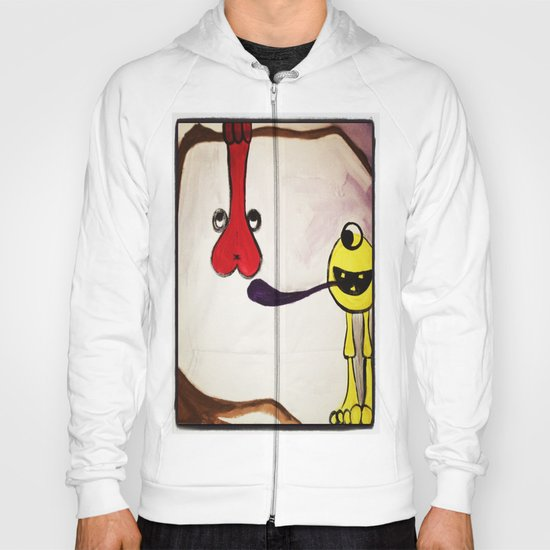 Get your mind in the gutter Hoody