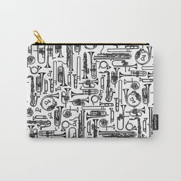 Horns B&W II Carry-All Pouch