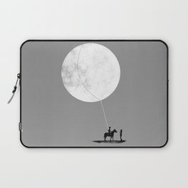 do you want the moon? Laptop Sleeve