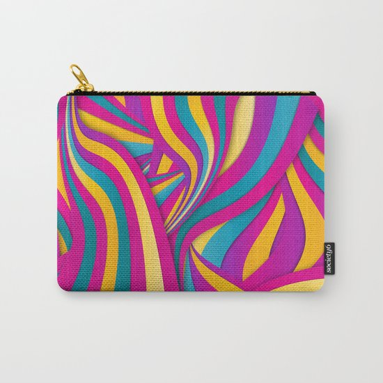 Too Bright Carry-All Pouch