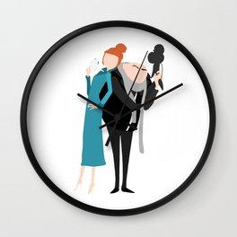 Despicable Wall Clock