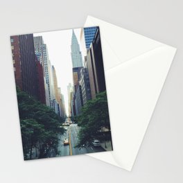 Morning in the Empire Stationery Cards