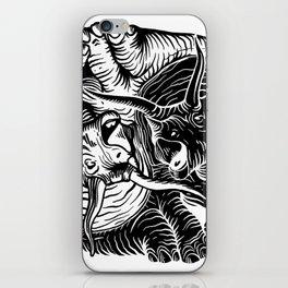 TAO TRICERATOPS iPhone Skin