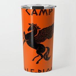 Camp Half-Blood Travel Mug