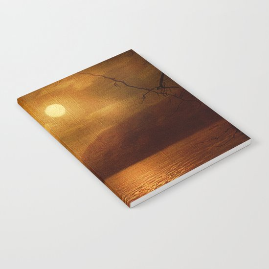 Serenity Painted Death Notebook