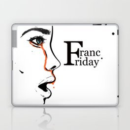 Franc Friday - When You See It Laptop & iPad Skin