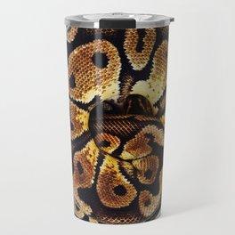 Ball of Python Travel Mug