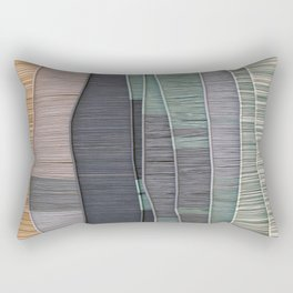 Sunrise and the Sea Rectangular Pillow