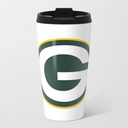 Packers Logo of Green Bay Travel Mug