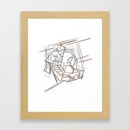 Kaija's Place Framed Art Print