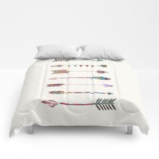 seven arrows Comforters