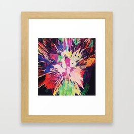 CamoPop Framed Art Print