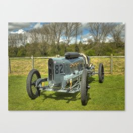 Mitchell Racing Car Canvas Print