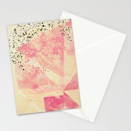peaceful slavery or dangerously freedom Stationery Cards