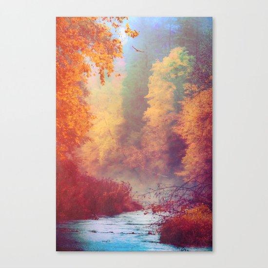 Dreams Remembered Canvas Print