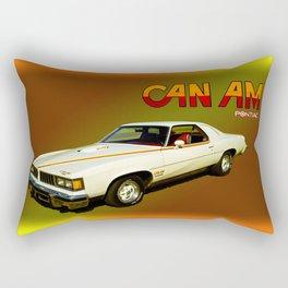 Can Am Crazy Rectangular Pillow