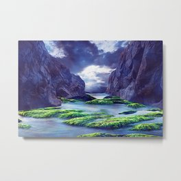 Magestic Beauty Metal Print