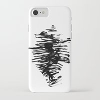 shell iPhone & iPod Cases featuring Shell by Arina Lourie