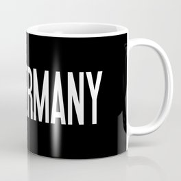 Germany: Germany & German Flag Coffee Mug