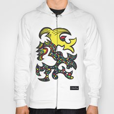 Kissing Dragon Hoody