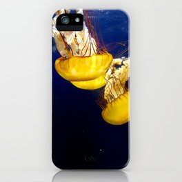 Jellyfish Fields iPhone Case