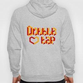 Double tap Hoody
