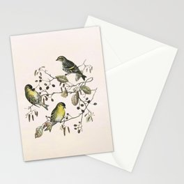 Springtime is lovetime Stationery Cards