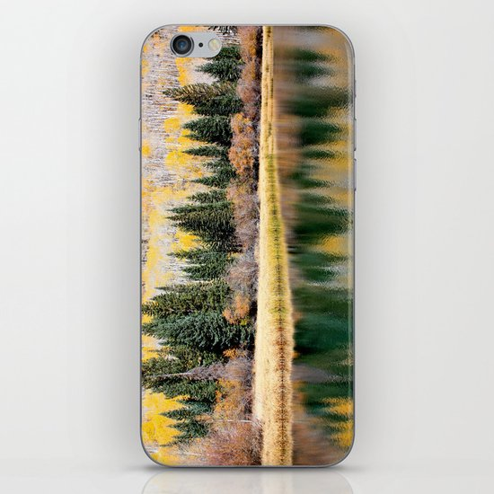Enchiladas in the Trees 3 iPhone & iPod Skin