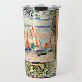 Henri Matisse The Open Window Travel Mug