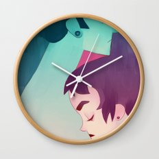 twoofus Wall Clock