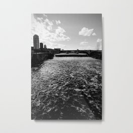 Mississippi, Minneapolis Metal Print