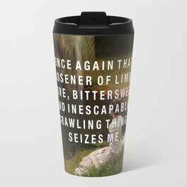 bittersweet and inescapable Travel Mug