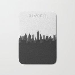 City Skylines: Philadelphia (Alternative) Bath Mat