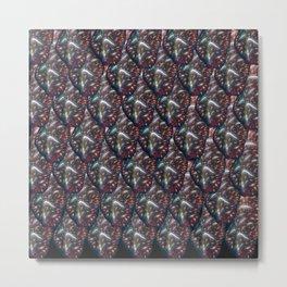 Persian Pattern Metal Print