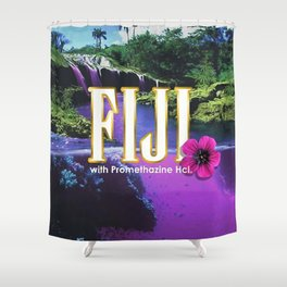 Purple Dream Shower Curtain