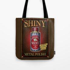 Vintage Shiny! Tote Bag