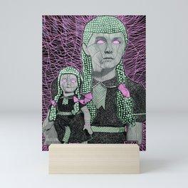 We Will Eat Your Soul Mini Art Print