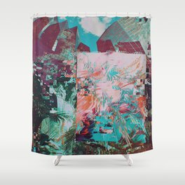 DRMTXSTR Shower Curtain