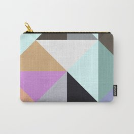 Modern Geometric 875 Carry-All Pouch