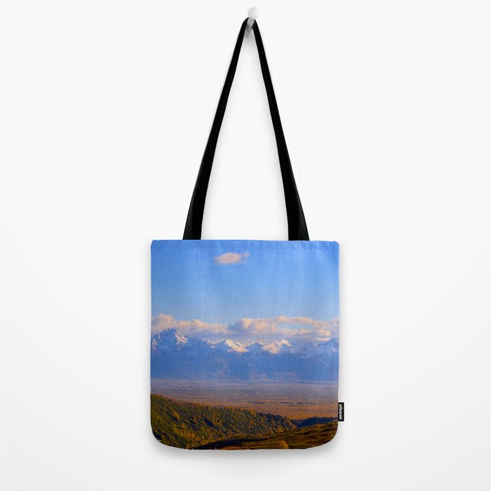 Palmer Valley - 4 Maddy Tote Bag