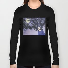bat girl Long Sleeve T-shirt
