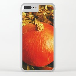 orange is new black Clear iPhone Case