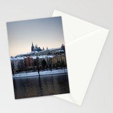 Prague Castle Stationery Cards