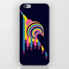 Lollipop Tower iPhone Skin