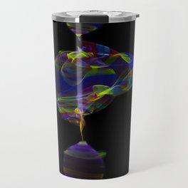 Fabric of Light IV Travel Mug