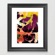 Canarias Framed Art Print