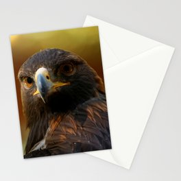 Golden Eagle | Eagle | Raptor | Wildlife Photography | Bird of Prey Stationery Cards