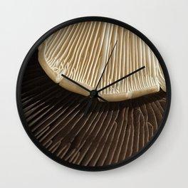 Chocolate or Vanilla Wall Clock