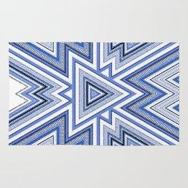 Navajo Blue Rug